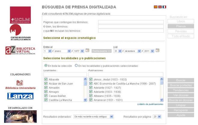 Biblioteca Virtual Castilla-La Mancha