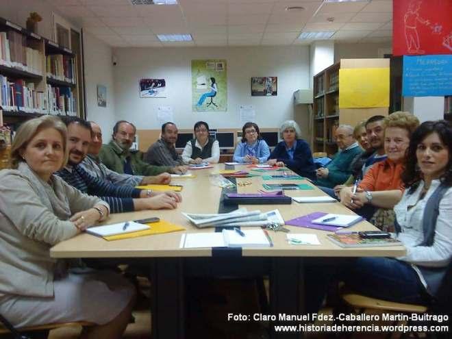 Taller de Historia Local de la Universidad Popular de Herencia - Curso 2011/12