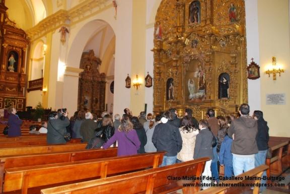 Visita solidaria a la iglesia parroquial Inmaculada Concepción1