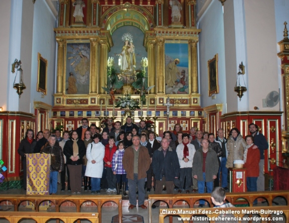 Visita solidaria convento de la merced