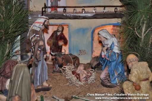 Belén de Jesús Chamusca. Año 2010