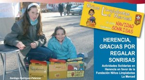 Niños Limpiabotas-La Merced