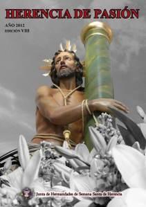 Portada libro Herencia de Pasión 2012