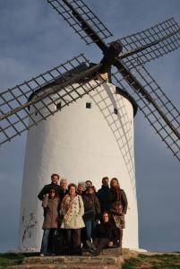 Visita al cerro de San Antón del Taller de Historia Local