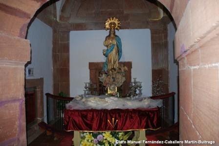 Cristo Yacente de Herencia
