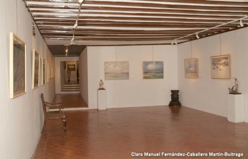 Acuarelas de Julián Martín Casado en la Casa-Museo de La Merced