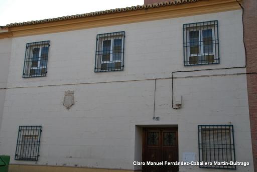 Fachada Casa-Museo de La Merced de Herencia