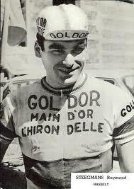 La Vuelta Ciclista España a su paso por Herencia en1969
