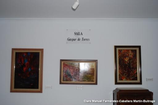 Sala Gaspar Torres de la Casa-Museo de La Merced