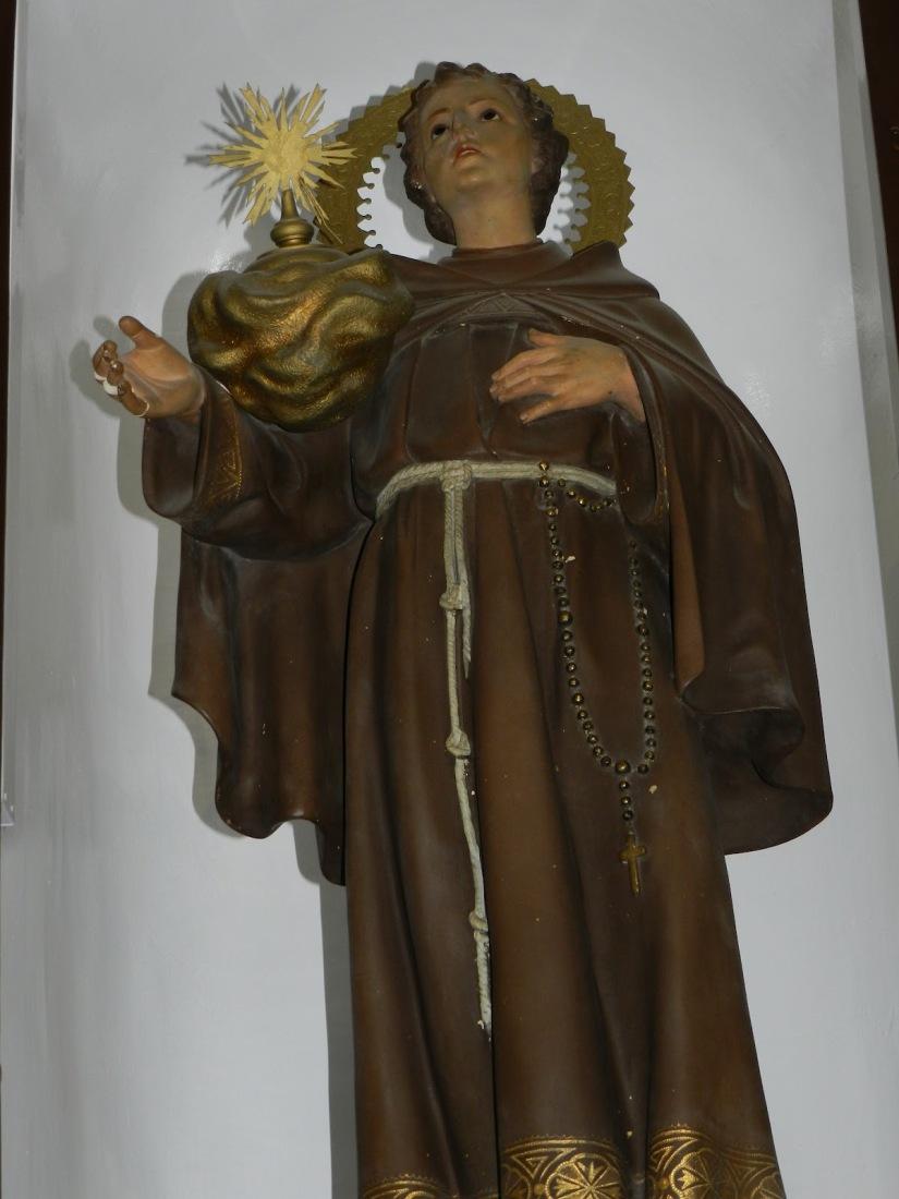 Tradición de los tres soniquetes de san PascualBailón