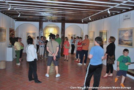 Visita del Taller de Historia Local a la Casa-Museo de La Merced