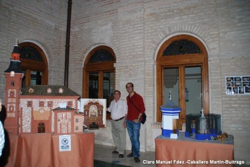 Visita del Taller de Historia Local a las Maquetas de Jesús Fdez-Hijicos1