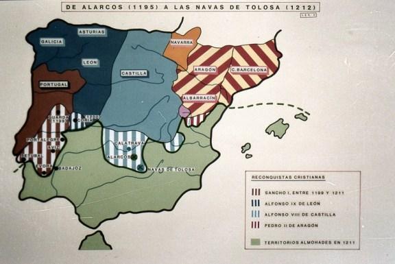 De Alarcos a las Navas de Tolosa