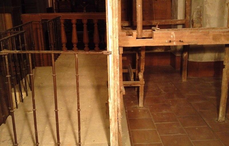 Continúa la reconstrucción del órganoparroquial