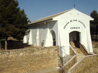 Ermita de San Cristóbal de Herencia
