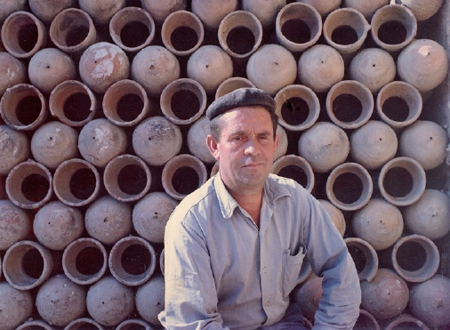 Gregorio Peño González (1924-1992). Foto año 1982.