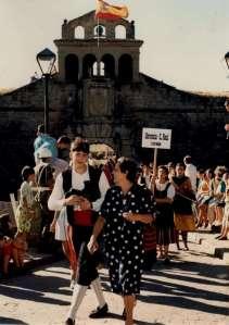 Carmen García-Navas difundió el nombre de Herencia y su folclore fuera de España