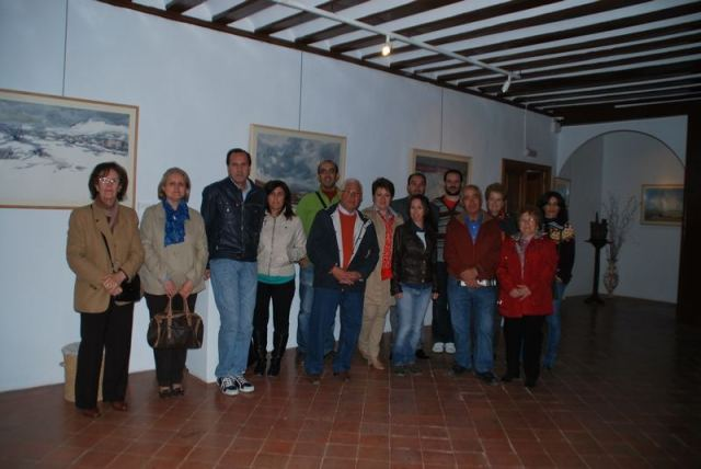 visita del taller de historia local a la casa museo de la merced de herencia - La Casa-Museo de La Merced