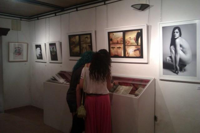"""imag1500 - El Proyecto """"Herencia, Creadores y Creativos"""", cierra sus puertas con gran éxito de visitas y participación"""