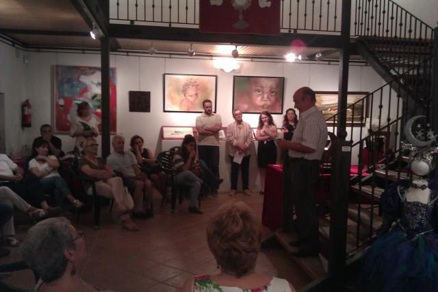 """imag1552 - El Proyecto """"Herencia, Creadores y Creativos"""", cierra sus puertas con gran éxito de visitas y participación"""