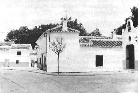 Plaza de San Bartolomé. Año 1984