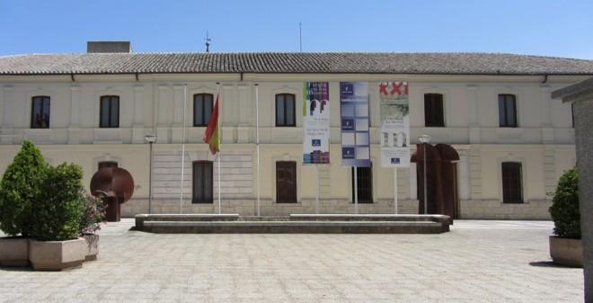 Museo de la Merced de Ciudad Real. Fotografía de Raimundo Pastor