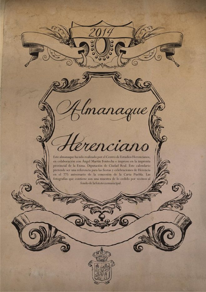 Almanaque herenciano 2014