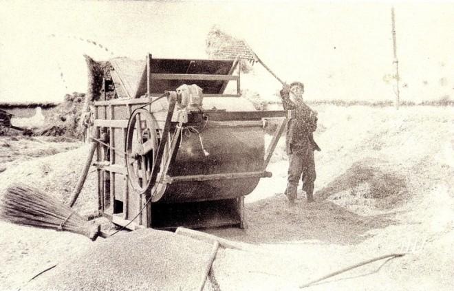 Alfonso Gómez-Calcerrada aventado en 1952
