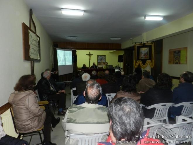 Conferencia sobre las Cofradías de Ánimas en el Carnaval
