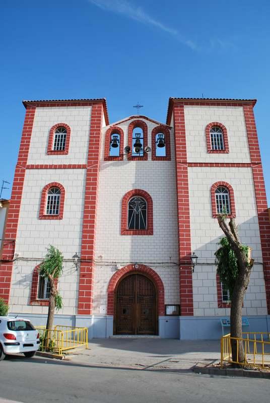 Ermita del Cristo de la Miericordia de Herencia