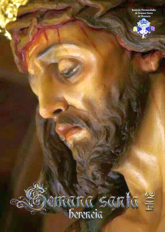 Cartel de la Semana Santa de Herencia 2014