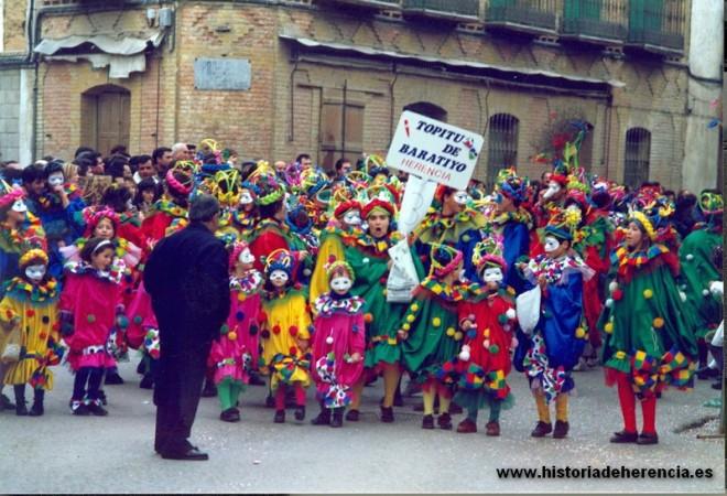 Charanga Toapitudebaratiyo del Carnaval de Herencia