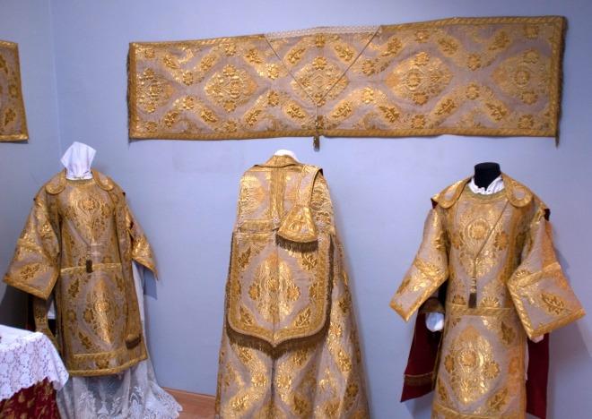 Exposici—on conmemorativa ÒMemoria y Camino de la Parroquia