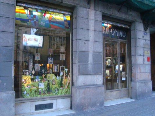 F oto de Julián S. de los talleres Reixach Companya extraída de la web http://www.yelp.es