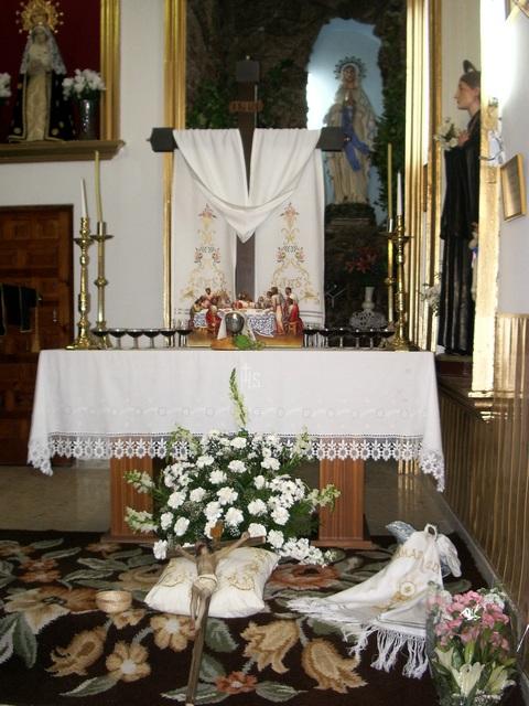 Monumento de la ermita de San Bartolome