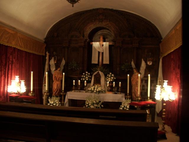 Monumento de la iglesia convnetual