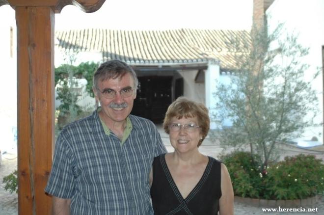 María Pilar Fernández-Cañadas y Davydd J. Greenwood.