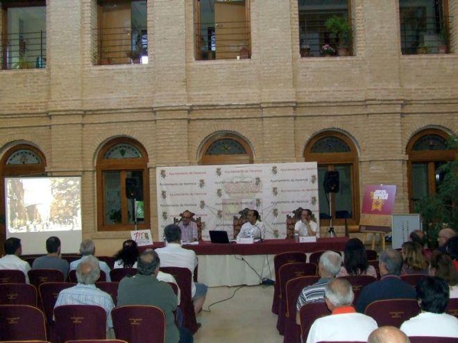 Clausura de las Jornadas de historia del 775 aniversario de la carta puebla de herencia