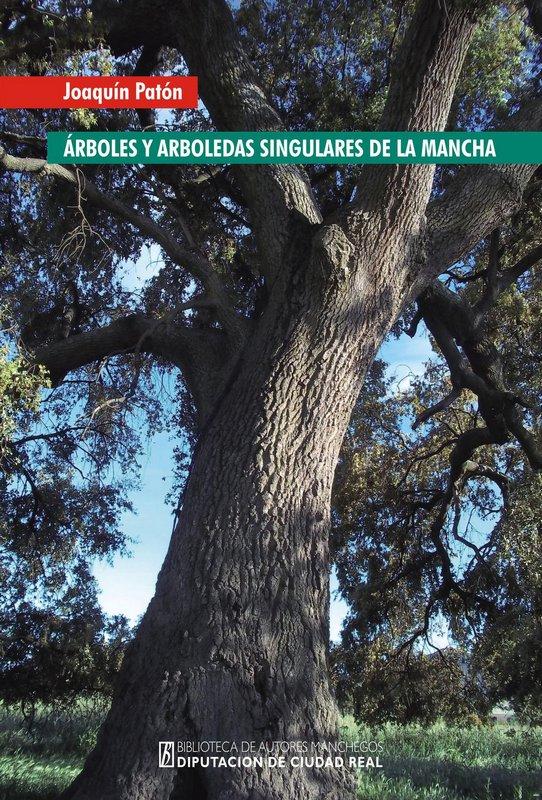 Portada del libro Arboles y arboledas de La Mancha