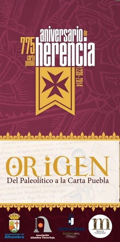 """Exposición arqueológica de Herencia """"Origen. Del Paleolítico a la Carta Puebla"""""""