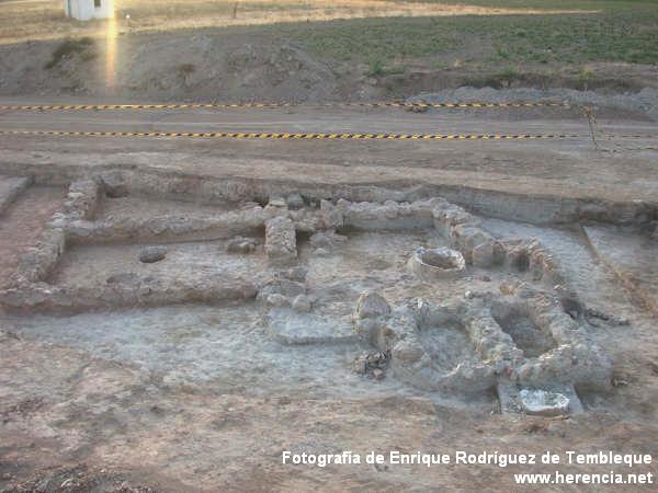 """Yacimiento de """"Las Catalanas"""" o """"Arroyo Valdespino"""" de Herencia"""