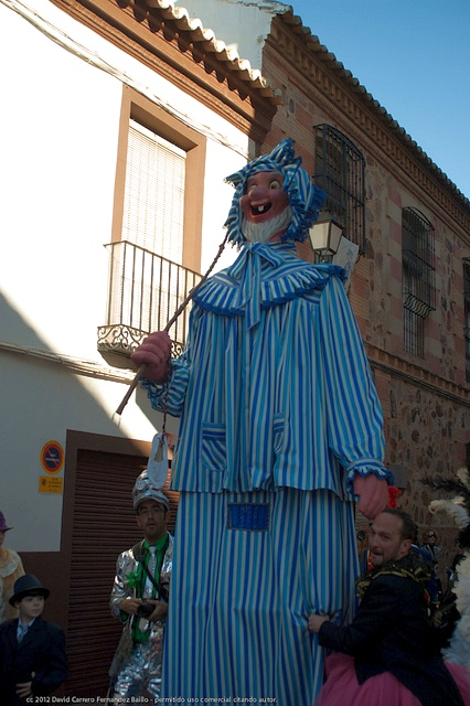 Mariano. Gigante de  Perlé