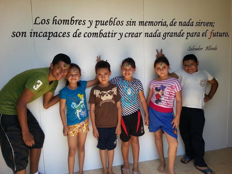 Museo Comunal de San José Las Flores (El Salvador). Foto de Sergio López