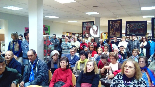 """Inauguración de la exposición """"70 años de música en Herencia"""""""
