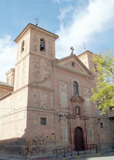 Iglesia de la Merced de Herencia