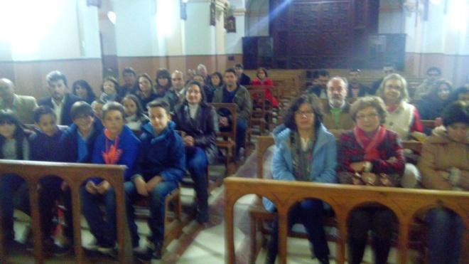 visita a la iglesia conventual de la merced