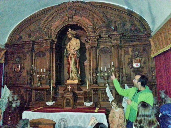 visita a la iglesia conventual de la merced1