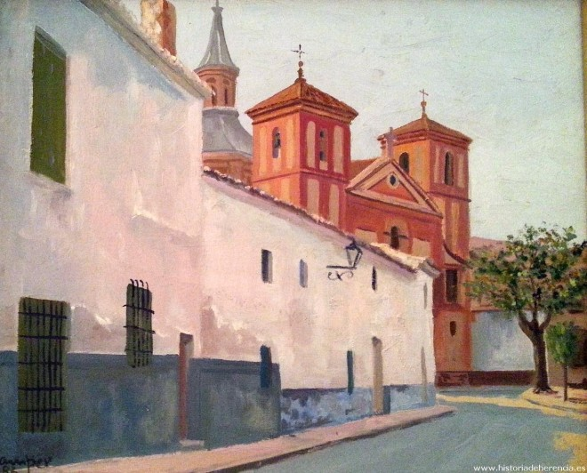 Calle La Tercia - José Luis Samper