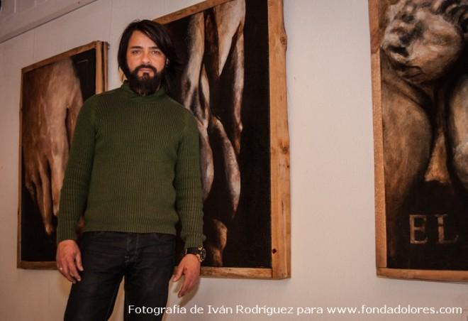 José Raul Ramírez. Fotografía: Iván Rodríguez para www.fondadolores.com