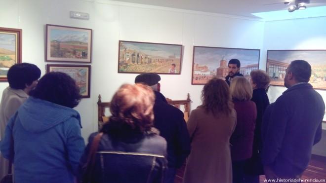 Visita al museo José Luis Samper (1)